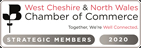 West Cheshire & North Wales Chamber of Commerce &ndash - Strategic Members 2020