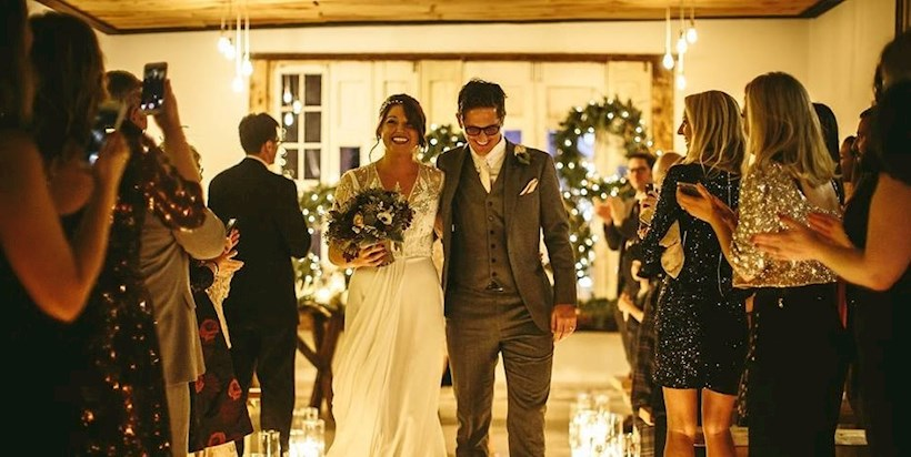Image for Ellis & Co case study: Owen House Wedding Barn