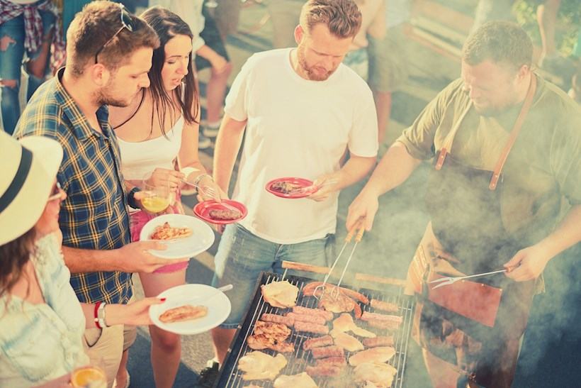 Image for Planning a team BBQ this summer?