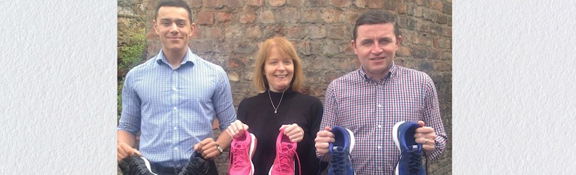 Image for Chester accountants swap calculators for trainers