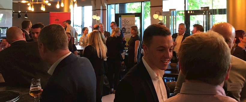 Image for 'Amazing support' for networking event in Chester