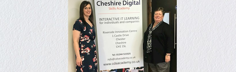 Image for June's client case study: Cheshire Digital Skills Academy