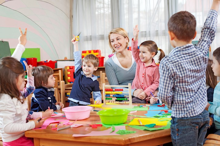 Photo of Child Care Day Nurseries Sector
