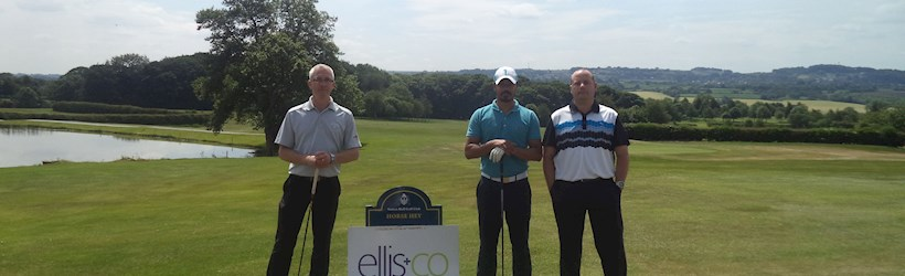 "Image for Chester businesses ""putt"" their all into charity golf day"