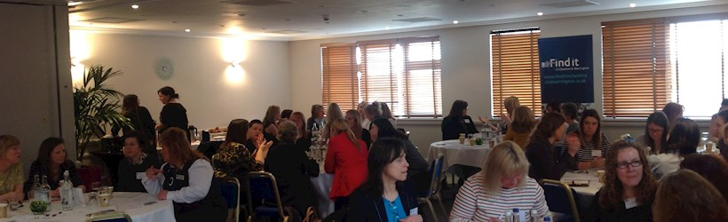 Image for Record turnout for women in business!